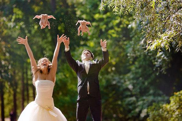 Какая свадьба 15