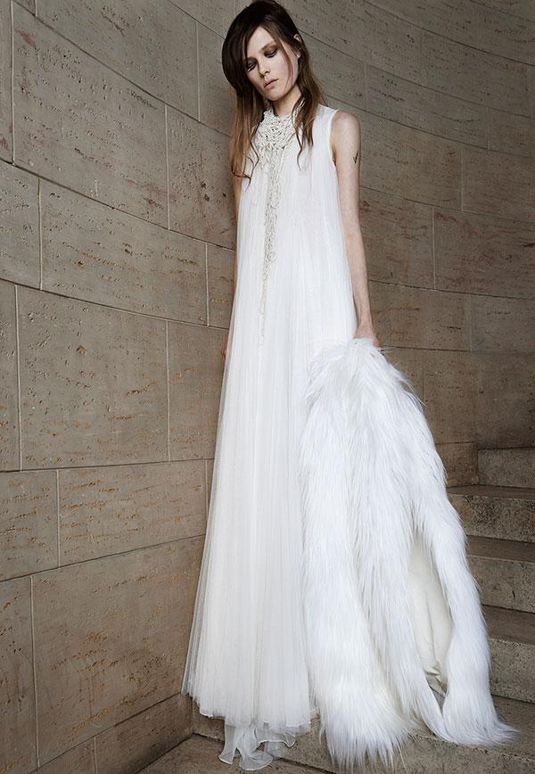 Свадебные платья Вера Вонг (Vera Wang): фото и описание новой