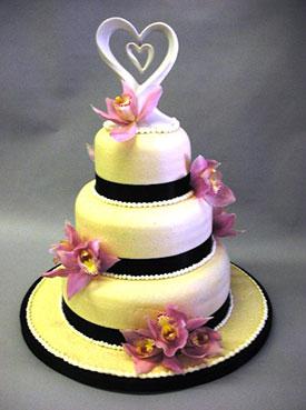 свадебный торт фото из мастики