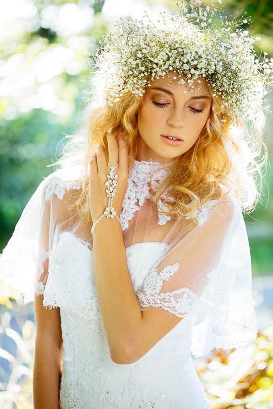 Какая ты невеста? Узнай себя по цветку! мимоза