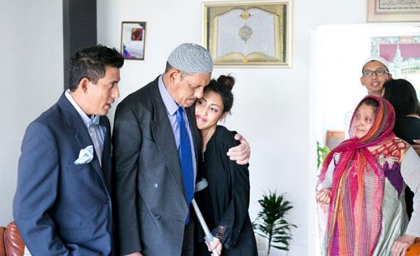 Свадебное пиршество у мусульман