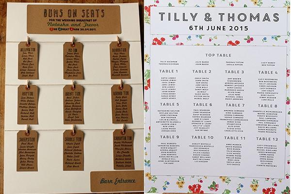 схема рассадки гостей на свадьбе шаблон скачать - фото 11