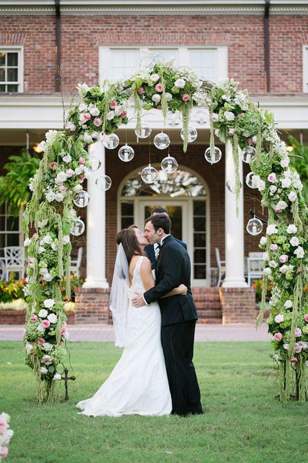 свадебные арки фото 1