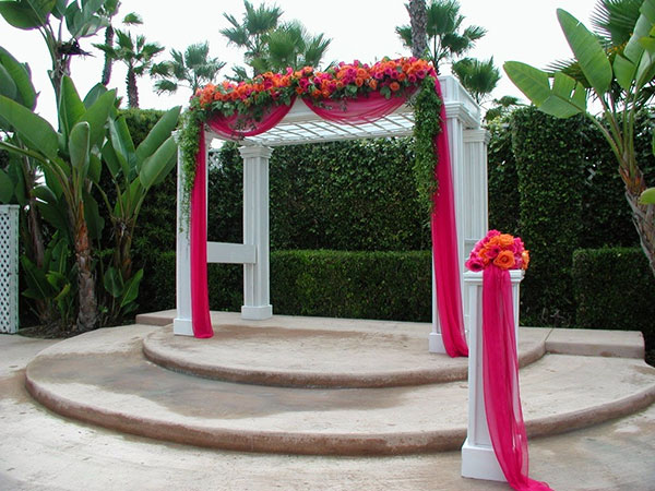 свадебные арки фото 2