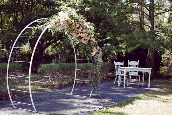 свадебные арки фото 3