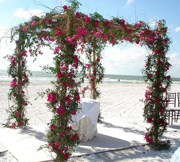 свадебные арки фото 4
