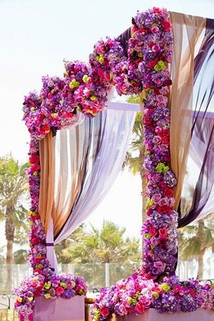 свадебные арки фото 14-1