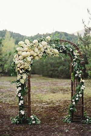 свадебные арки фото 14-2