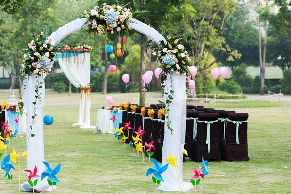 свадебные арки фото 15