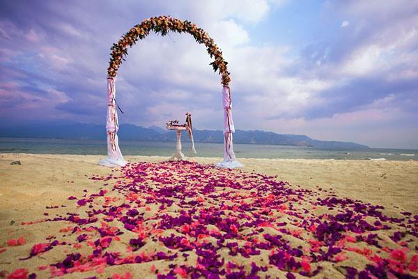 свадебные арки фото 17