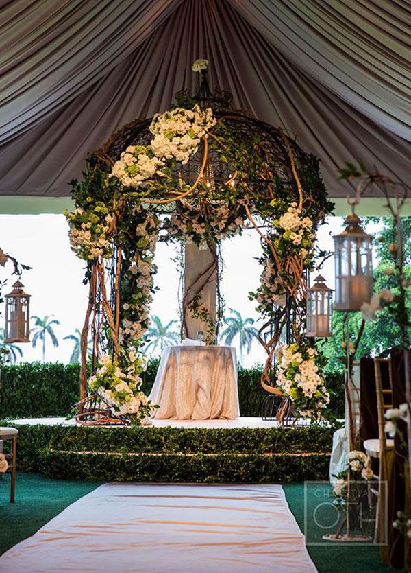 свадебные арки фото 20