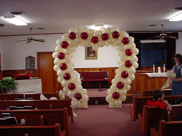 свадебные арки фото 21
