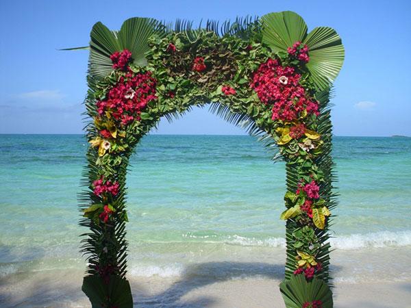 свадебные арки фото 23