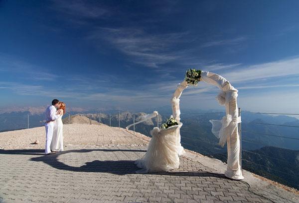 свадебные арки фото 27