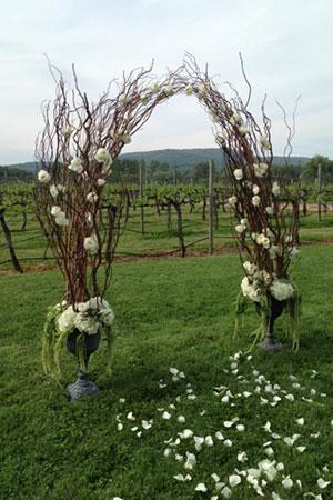 свадебные арки фото 28-2