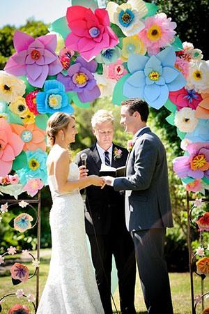 свадебные арки фото 31