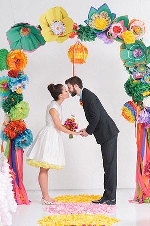 свадебные арки фото 32
