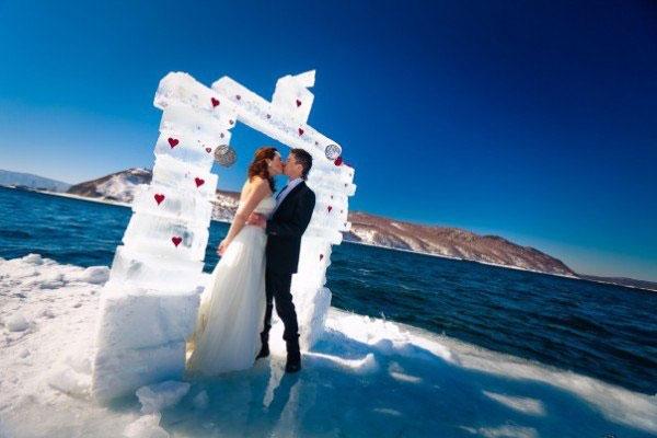 свадебные арки фото 33