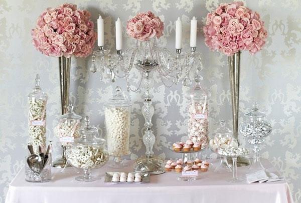 оформление свадьбы цветами фото 10
