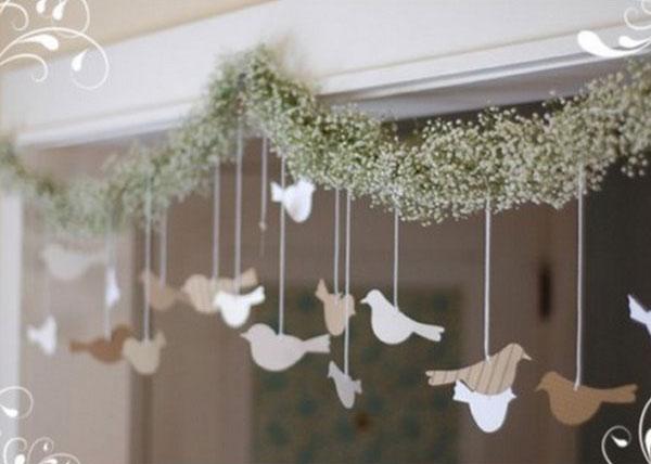 оформление свадьбы цветами фото 15