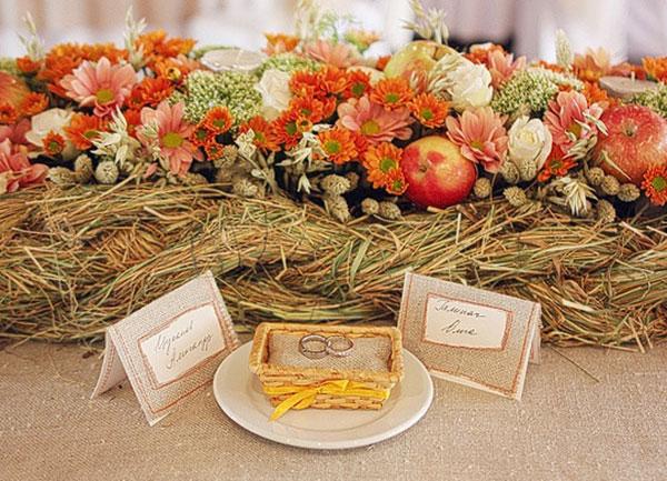 оформление свадьбы цветами фото 9
