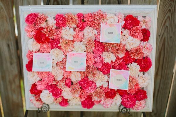 оформление свадьбы цветами фото 21