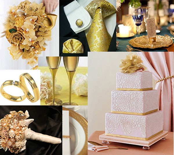 Какая свадьба идёт после золотой
