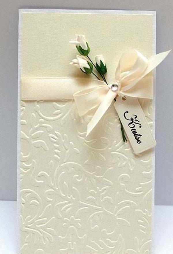 Приглашение свадьбу своими руками 86