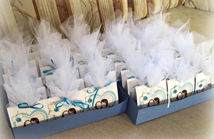Подарки на свадьбу гостям от молодоженов на конкурс 708