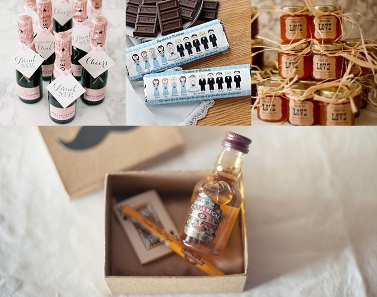 Подарки на свадьбу гостям от молодоженов на конкурс 38
