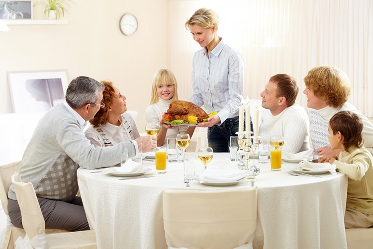 первое знакомство родителей жениха невесты