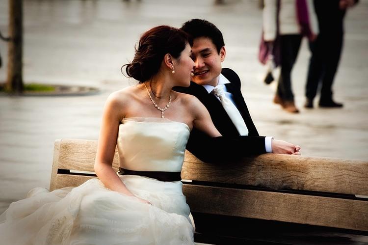 В чем пойти на свадьбу гостям фото