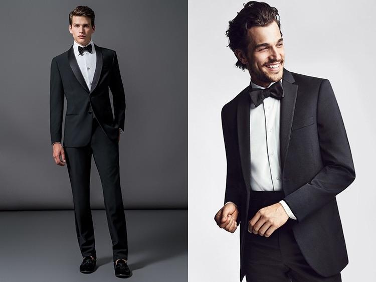 Мужские костюмы на свадьбу: выбираем по фигуре thumbnail