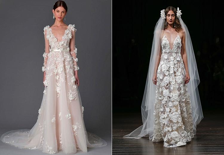 3c89bd6ba8d Свадебное платье 2017  фото и главные модные тенденции