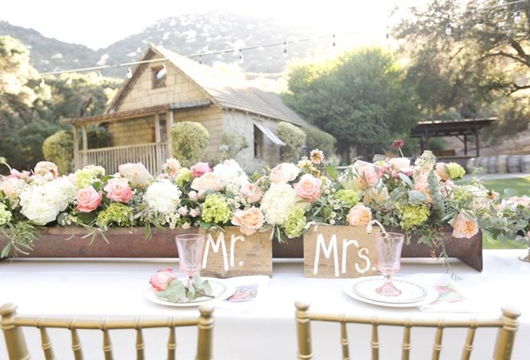 шебби-шик свадьба фото