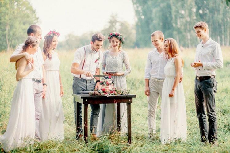 Модная свадьба 2019-2020 года: тенденции, фото, оформление цвета