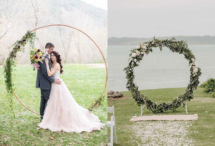 Модная свадьба 2019-2020 года: тенденции, фото, оформление цвета в 2019 году