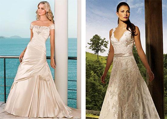 Свадебное платье цвет ivory
