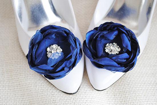 свадьба в синем цвете фото 10
