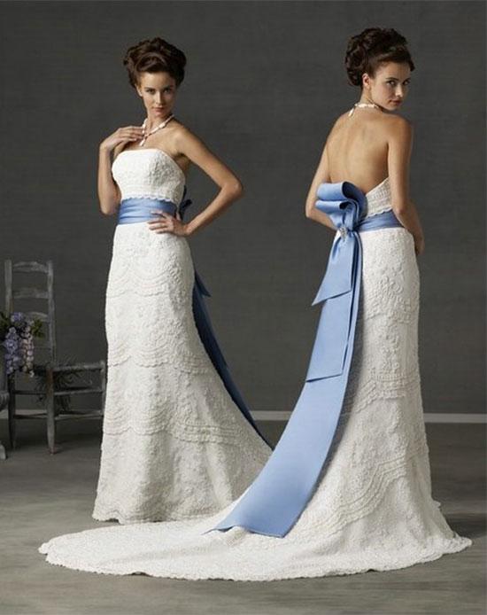 свадьба в синем цвете фото 11