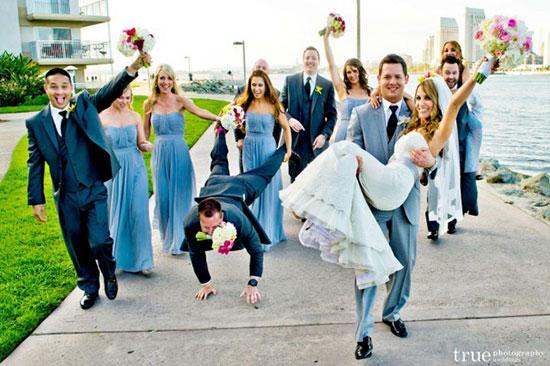 свадьба в синем цвете фото 5-1