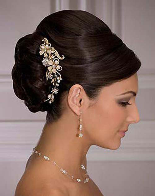 Украшения волос для невесты