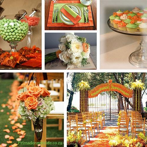 оформление цветных свадеб фото 3