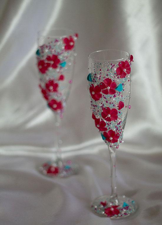 Украшаем свадьбу своими руками мастер класс фото 145
