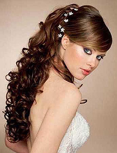 Картинки причесок на длинные волосы - 890a