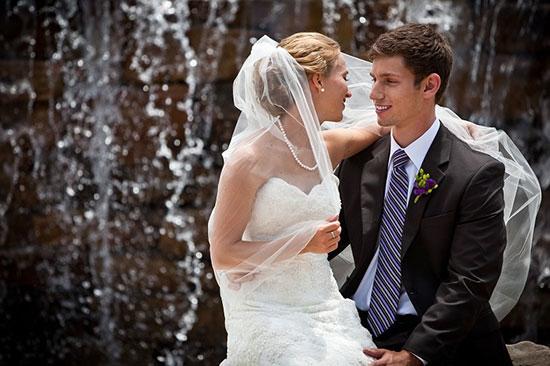 Оригинальные и интересные идеи для свадебной фотосессии фото 7