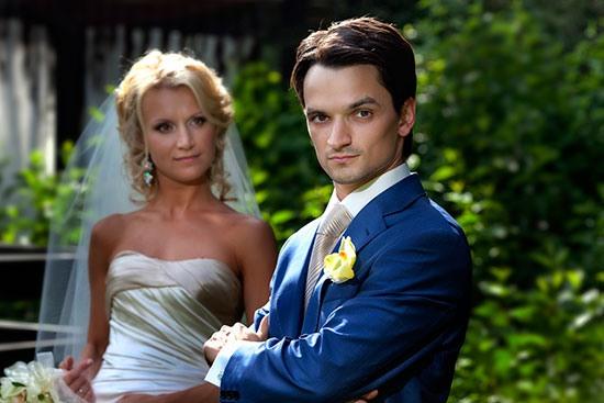 Оригинальные и интересные идеи для свадебной фотосессии фото 1