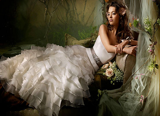 Оригинальные и интересные идеи для свадебной фотосессии фото 4