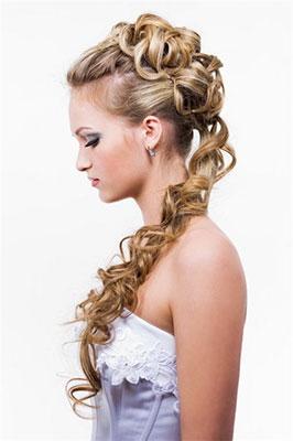 фото: Свадебные прически в греческом стиле: греческие косы