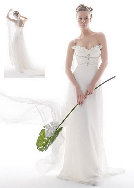 Весільні сукні у грецькому стилі з фото cdc9563235688